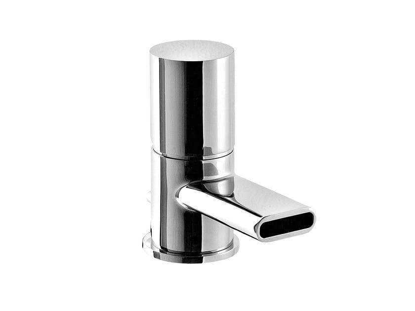 Miscelatore per lavabo da piano monoforo NANOTECH | Miscelatore per lavabo monoforo by Rubinetterie Treemme