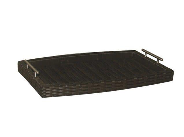 Synthetic fibre tray KOKO   Synthetic fibre tray by Il Giardino di Legno