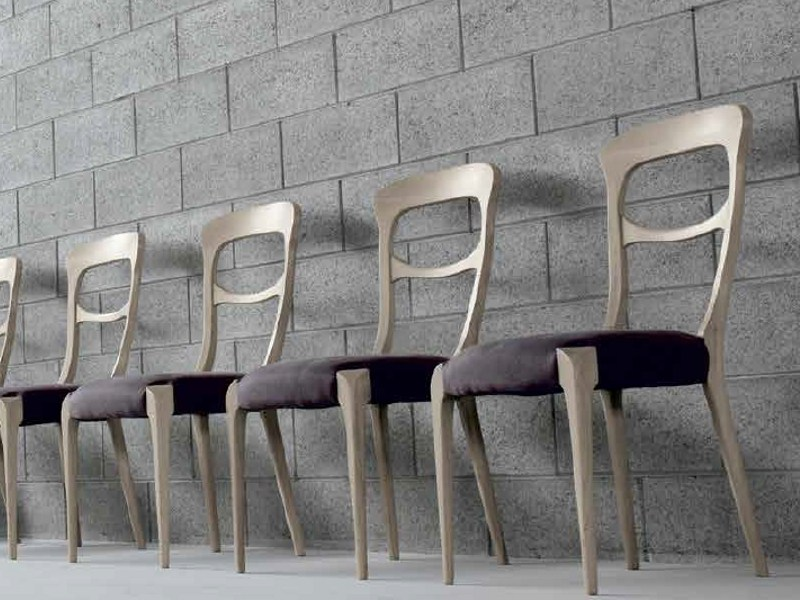 Wooden chair C-643 | Chair by Dale Italia