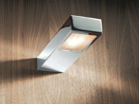 Direct light wall lamp FLAT 2 by DECOR WALTHER