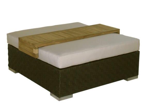 Wooden tray MAUI | Tray by Il Giardino di Legno