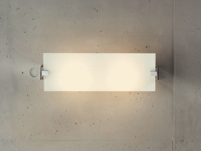 Halogen wall lamp SCREEN by DECOR WALTHER