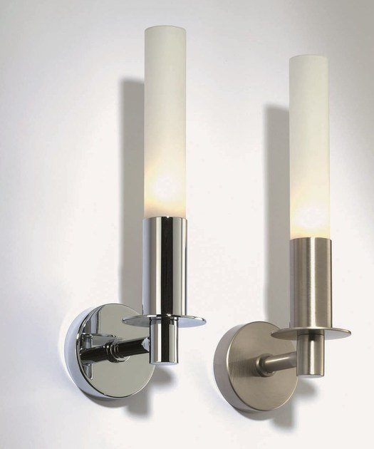 Wall lamp with fixed arm CANDLE by DECOR WALTHER