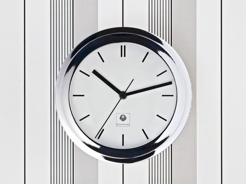 Wall-mounted clock CLOCK by DECOR WALTHER