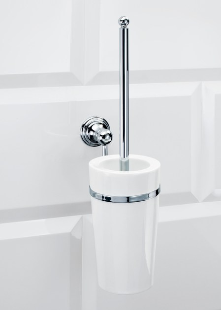Wall-mounted toilet brush CL WBG by DECOR WALTHER