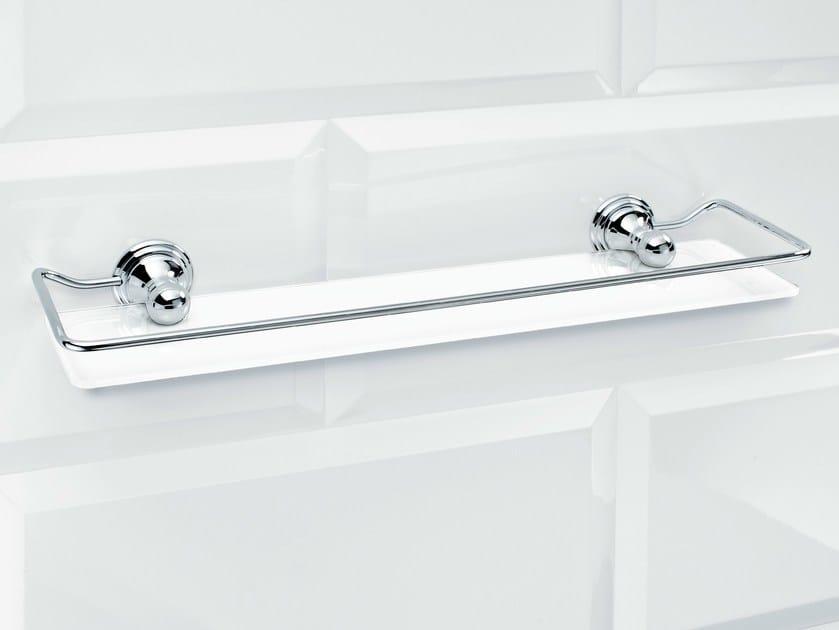 Bathroom wall shelf CL GLA R by DECOR WALTHER