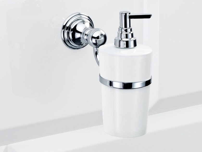 Wall-mounted liquid soap dispenser CL WSP by DECOR WALTHER