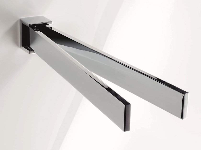 Towel rack BK HTH2 by DECOR WALTHER