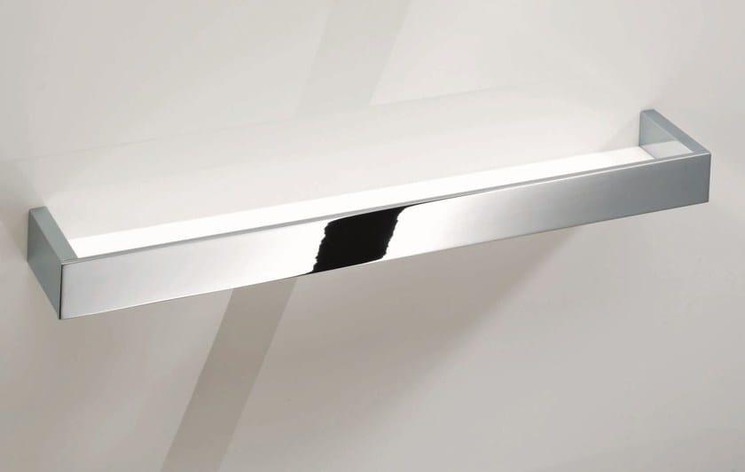 Bathroom wall shelf BK GLA60 by DECOR WALTHER