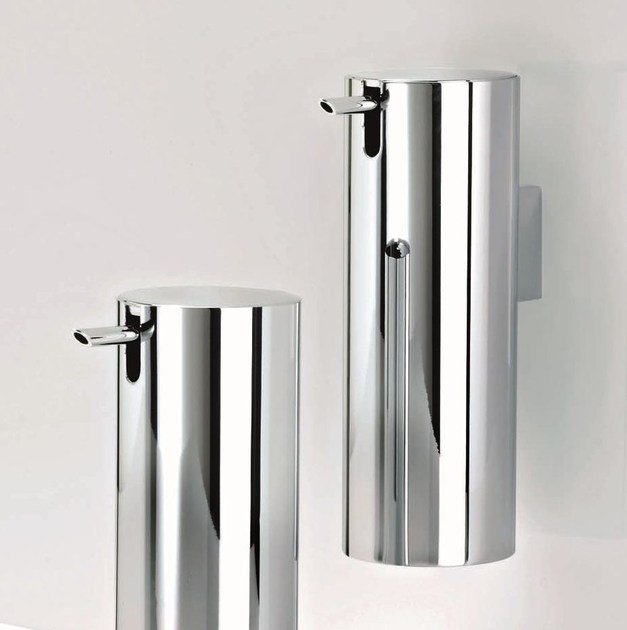 Wall-mounted liquid soap dispenser TB WSP by DECOR WALTHER