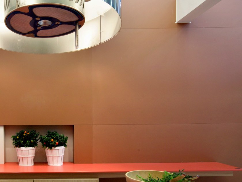Ultra thin Techlam® wall/floor tiles BASIC GORRY by Levantina