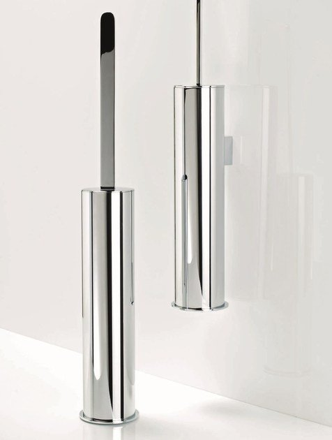 Chrome plated toilet brush TB SBG by DECOR WALTHER