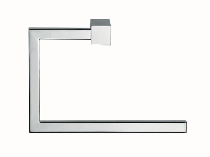 Chrome plated towel rack CO TPH3 by DECOR WALTHER