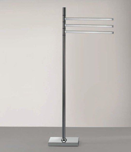 Standing towel rack HT 82 by DECOR WALTHER