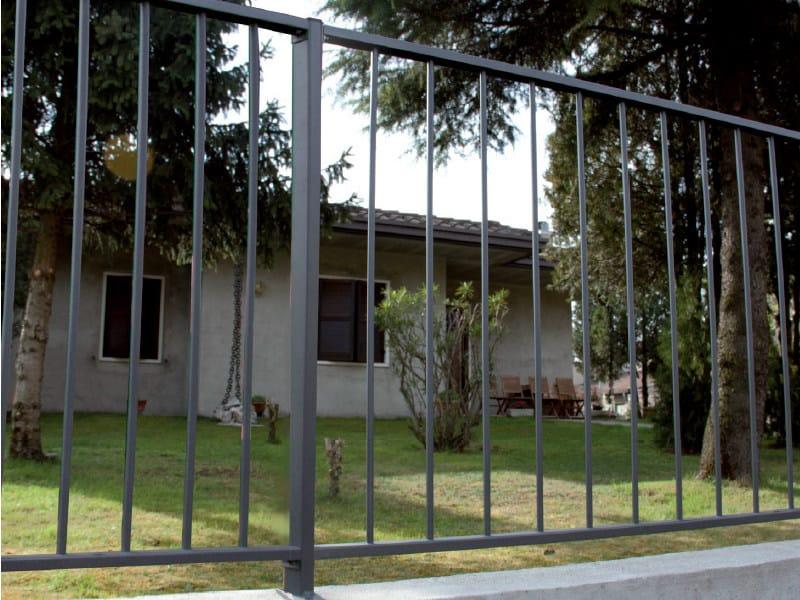 Bar modular iron Fence LISCIA by CMC