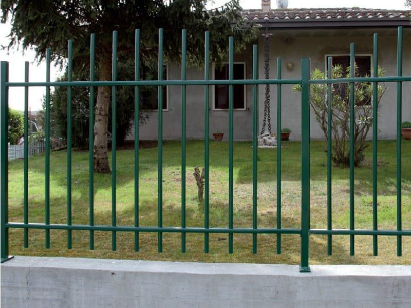 Bar modular iron Fence REBECCA by CMC