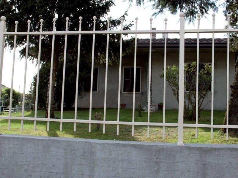 Bar modular iron Fence CORONA by CMC