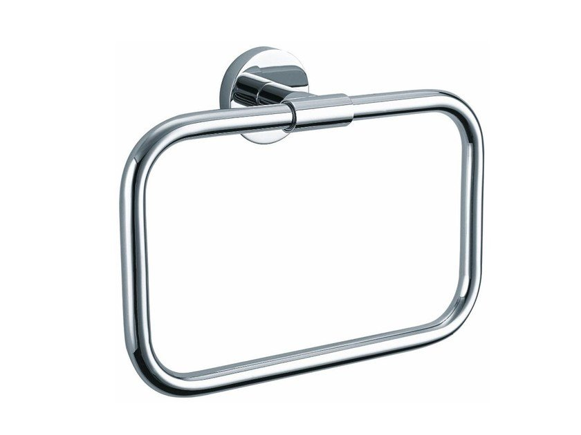 Chrome plated towel ring BA HTR by DECOR WALTHER