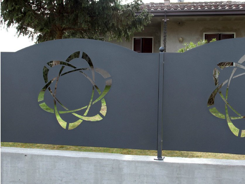 Modular plate Fence COSMO by CMC