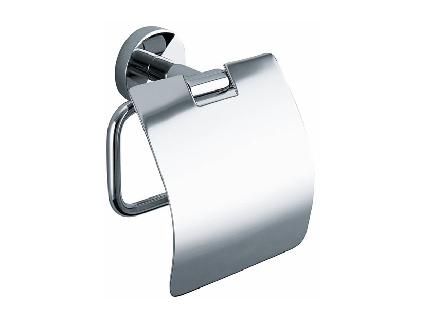 Chrome plated toilet roll holder BA TPH4 by DECOR WALTHER