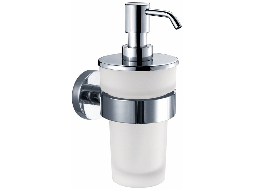 Wall-mounted liquid soap dispenser BA WSP by DECOR WALTHER