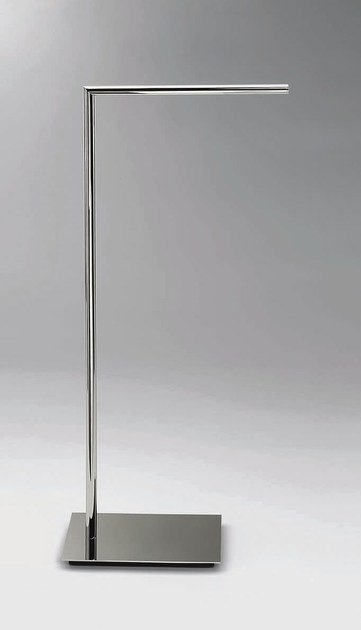 Standing towel rack STRAIGHT 1 by DECOR WALTHER