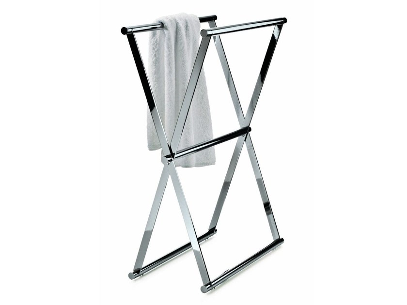 Standing towel rack CROSS 1 by DECOR WALTHER