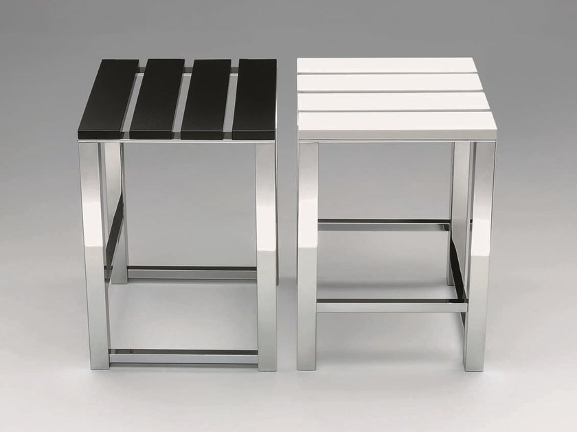 Bathroom stool DW 68 by DECOR WALTHER
