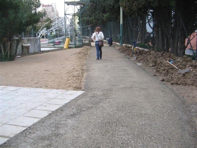 STABILSANA Stradelli stadio i pini (Sassari)