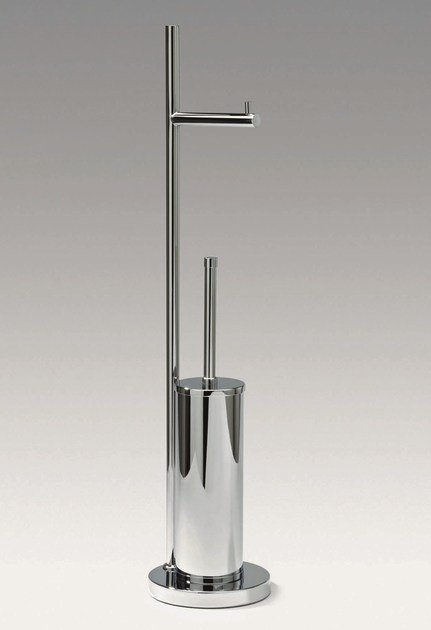Chrome plated toilet brush DW 670 by DECOR WALTHER
