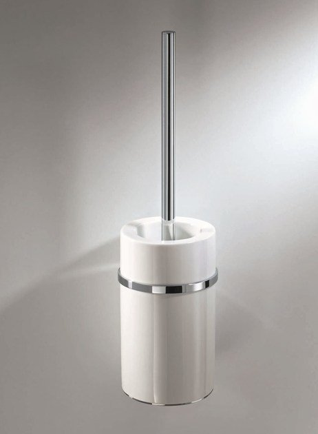 Wall-mounted toilet brush DW 6103 by DECOR WALTHER