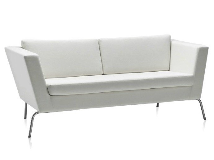 Fabric sofa WIDE | Sofa by Stouby
