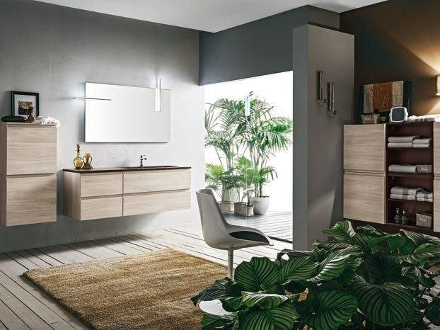 Bathroom furniture set AB 6010 by RAB Arredobagno