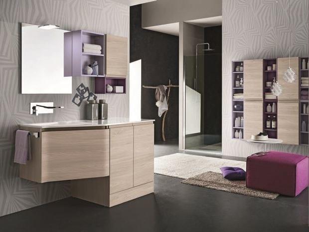furniture set AB 6020 By RAB Arredobagno