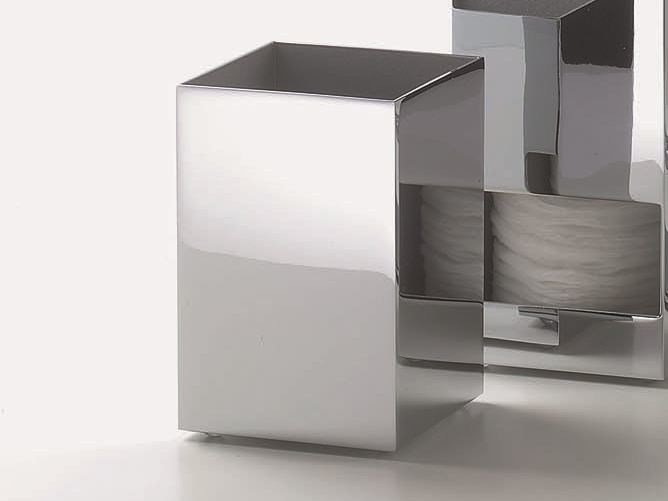Chrome plated toothbrush holder DW 362 by DECOR WALTHER