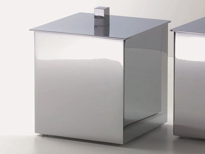 Chrome plated hand towel dispenser DW 366 by DECOR WALTHER