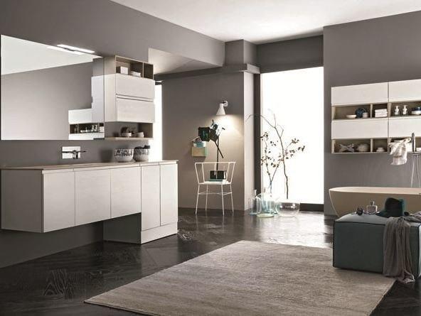 Bathroom furniture set AB 6120 by RAB Arredobagno