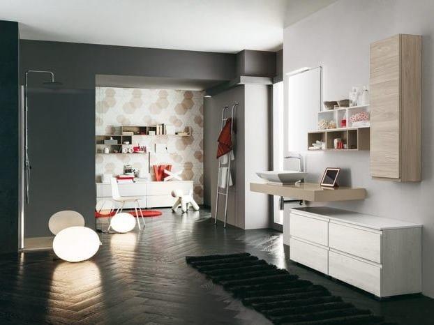 Bathroom furniture set AB 6140 by RAB Arredobagno