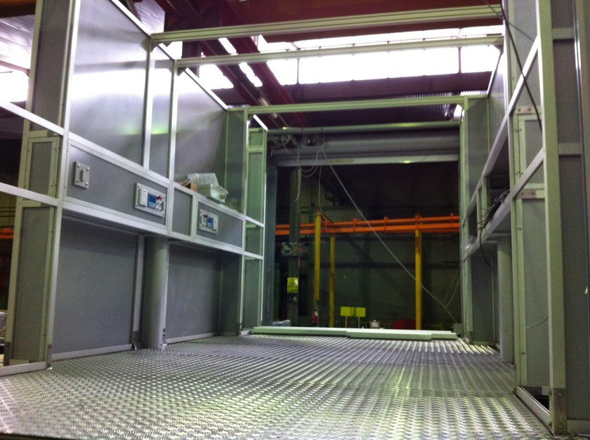 Parking lift HYPERLIFT 80 4C by O.ME.R.