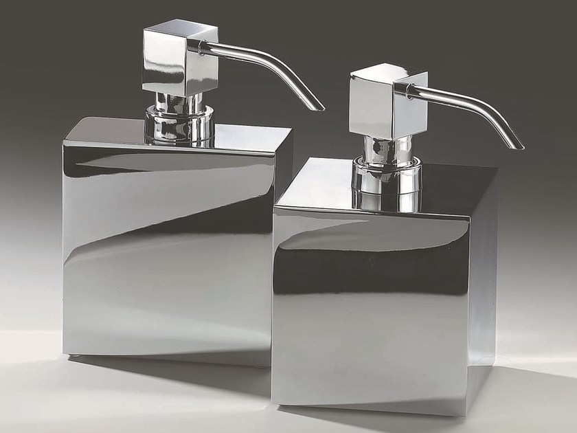 Liquid soap dispenser DW 470 by DECOR WALTHER