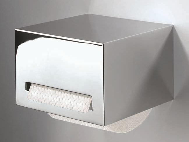 Toilet roll holder CAP by DECOR WALTHER