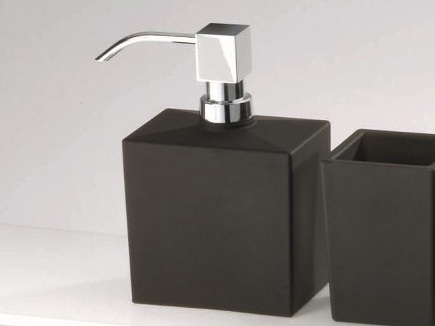 Porcelain liquid soap dispenser DW 956 by DECOR WALTHER