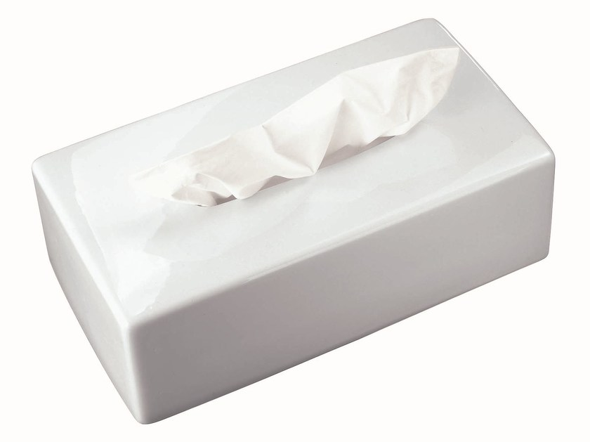 Porcelain hand towel dispenser KB 88 by DECOR WALTHER