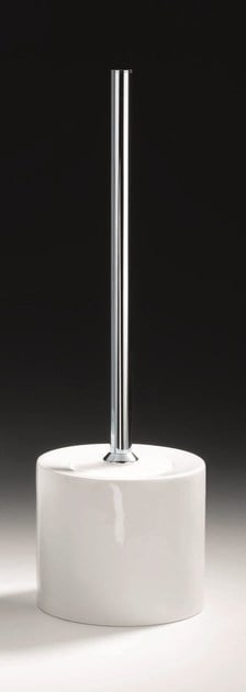 Porcelain toilet brush DW 5100 by DECOR WALTHER
