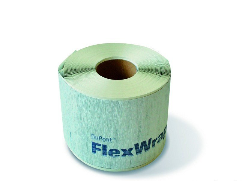 Fixing tape and adhesive DUPONT™ FLEXWRAP NF by DuPont Protection Solutions