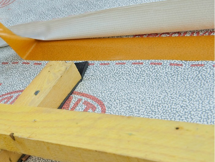 Fixing tape and adhesive Tyvek® Double-sided Tape by DuPont Protection Solutions