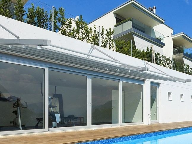 Sliding awning T4 | Awning by KE Outdoor Design