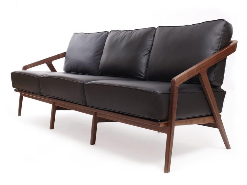 3 seater sofa KATAKANA | 3 seater sofa by Dare Studio