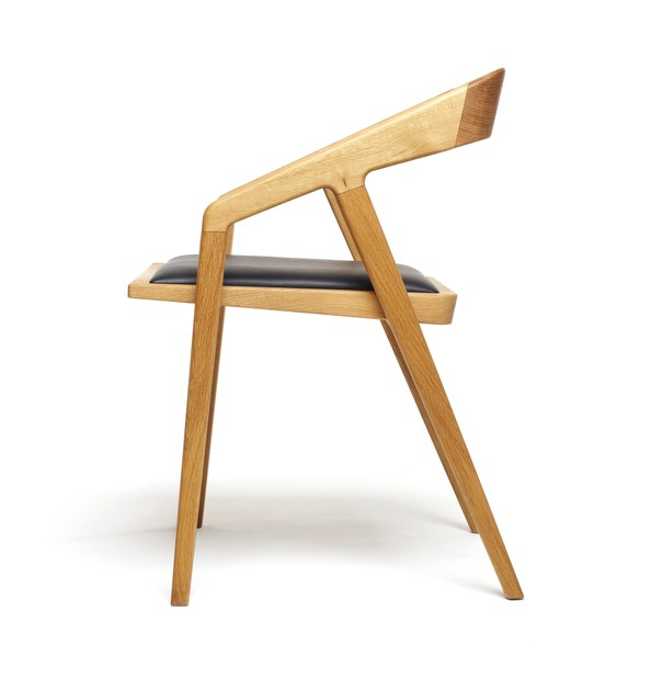Chair With Armrests KATAKANA | Chair By Dare Studio