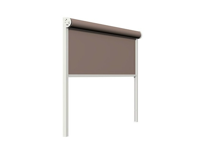 Roller blind with guide system 85 GPZ S CABRIO S02   Awning by KE Outdoor Design